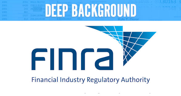 FINRA business risk